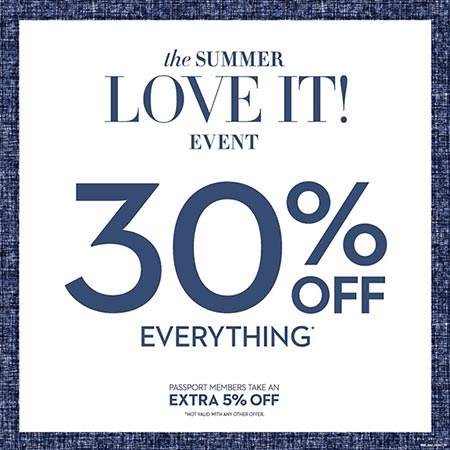 Summer Sale Up To 65% Off!